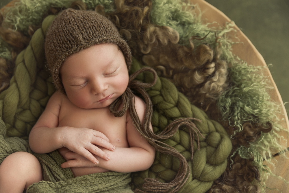 Baby Phoenix - Newborn Photography by Howe Studios, Sydney
