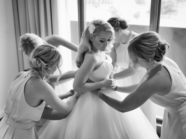 Banks Wedding Photography by Howe Studios, Sydney