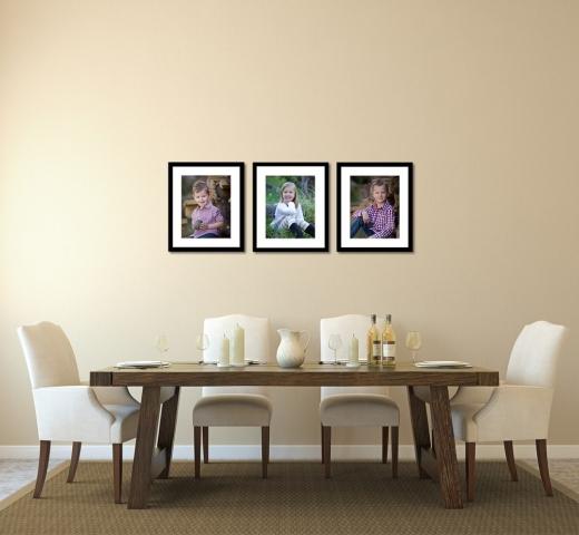 Family Photography Canvas Print Wall Display by Howe Studios, Wallacia, Sydney