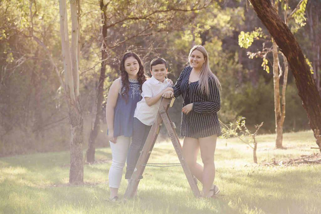 Family Portrait Photography by Howe Studios, Wallacia, Sydney