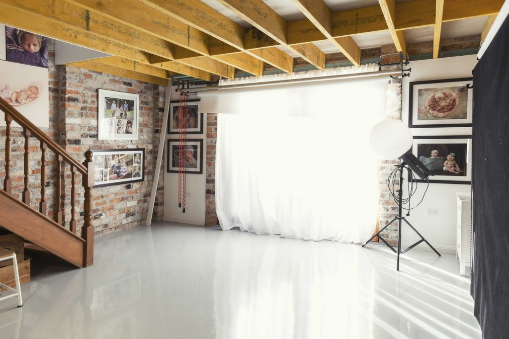 The Studio @ Howe Studios Photography, Wallacia, Sydney