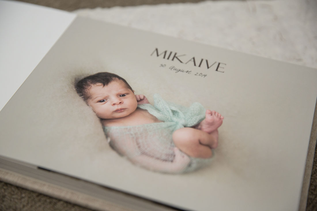 Family & Newborn Albums by Howe Studios Photography Sydney