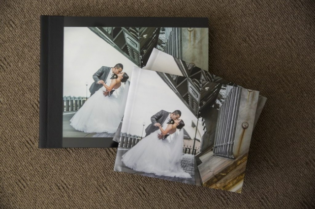 Wedding Album Design by Howe Studios Photography, Sydney