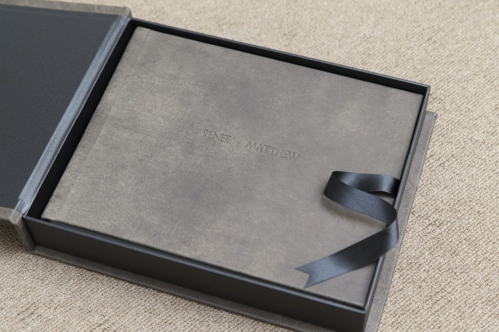 Wedding Album Design by Howe Studios Photography, Sydney