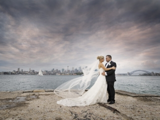 Santi Wedding Photography by Howe Studios, Sydney